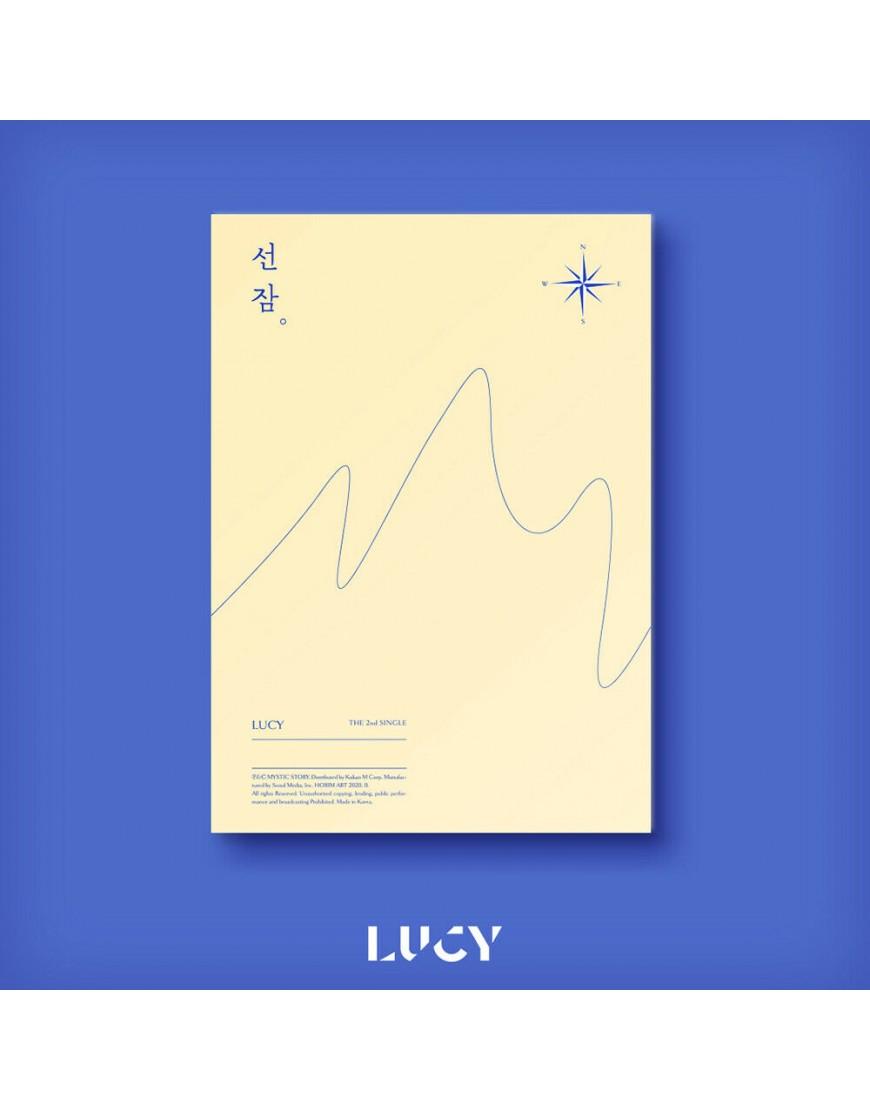 LUCY -  A light sleep CD popup