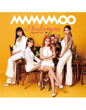 MAMAMOO- Decalcomanie [Regular Edition]