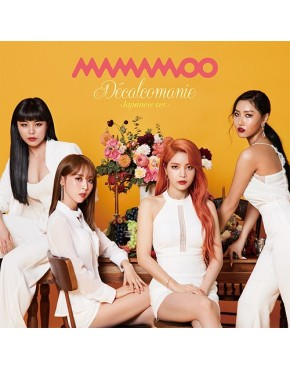 MAMAMOO- Decalcomanie [Limited Edition / Type A]