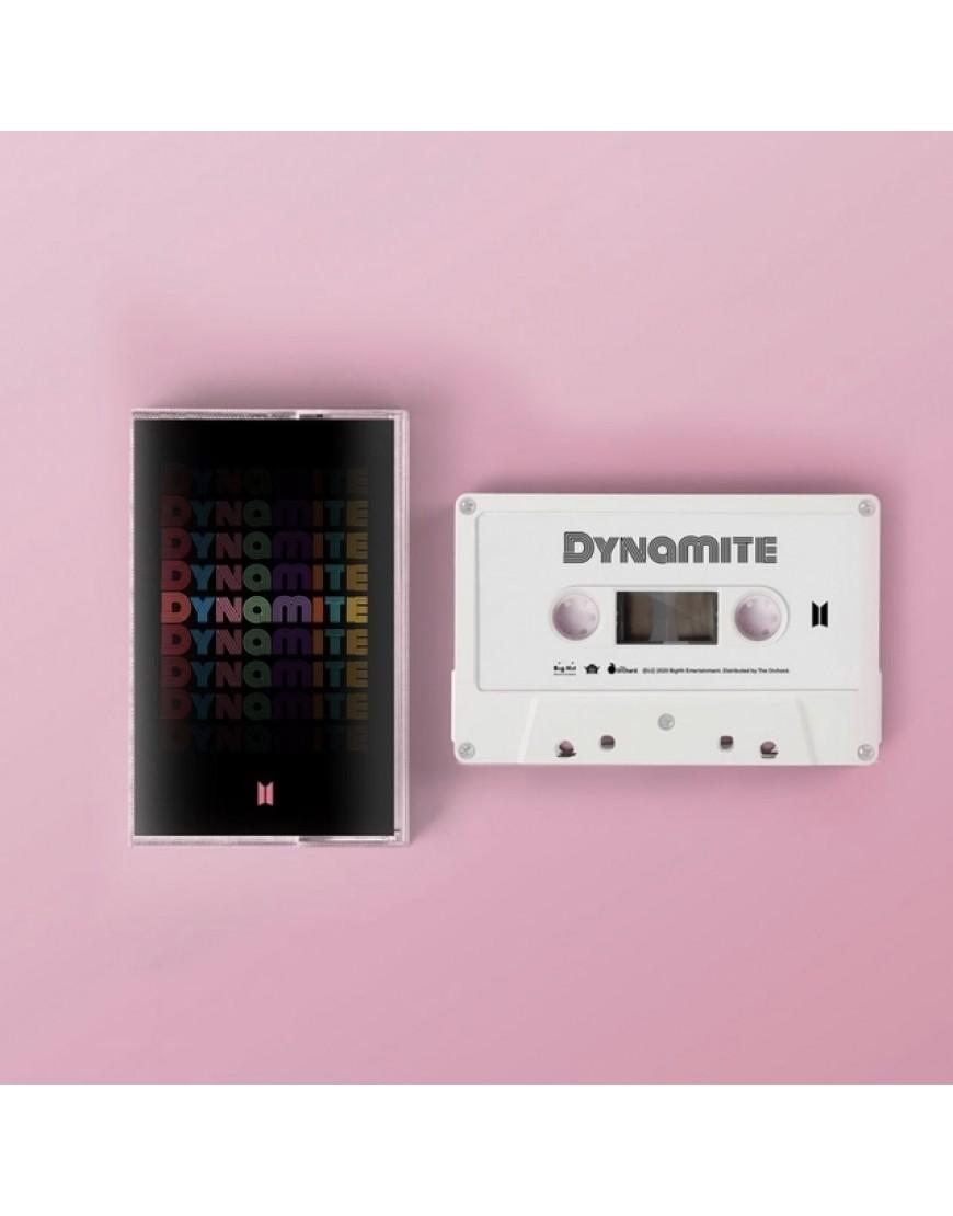 BTS - DYNAMITE CASSETTE popup