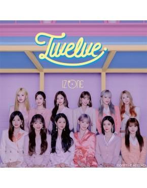 IZ*ONE- Twelve  [Type B]
