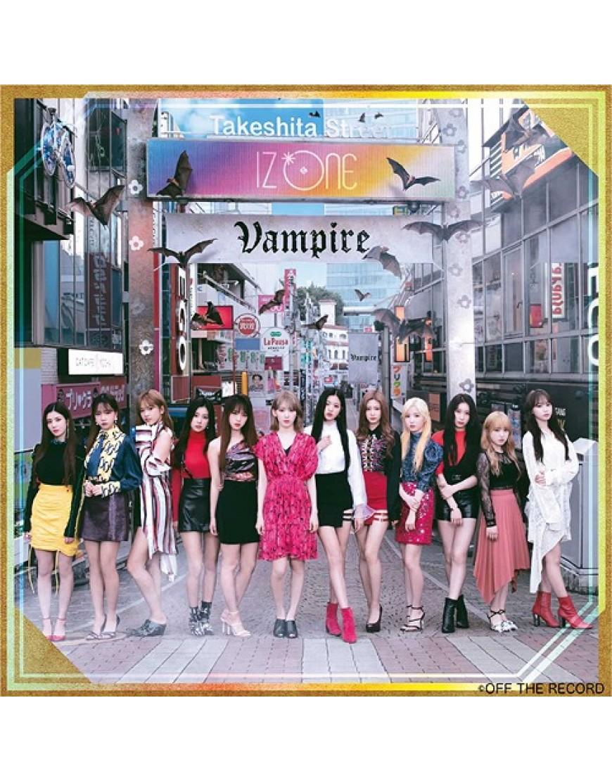 IZ*ONE- Vampire [Type A]  popup