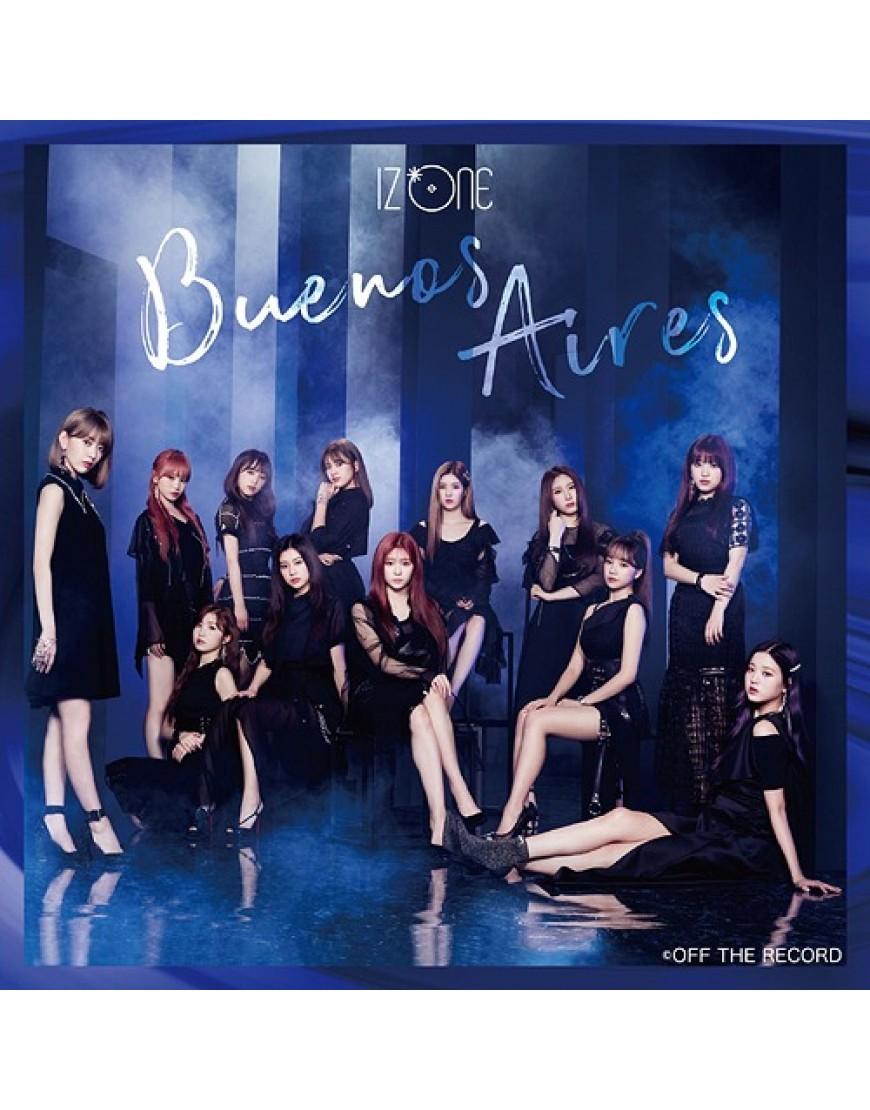 IZ*ONE- Buenos Aires [Type B]  popup