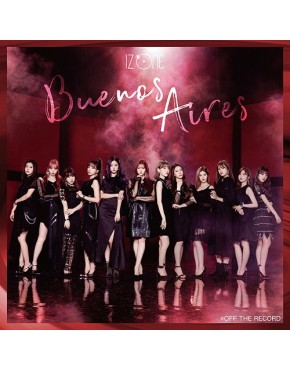 IZ*ONE- Buenos Aires [Type A]
