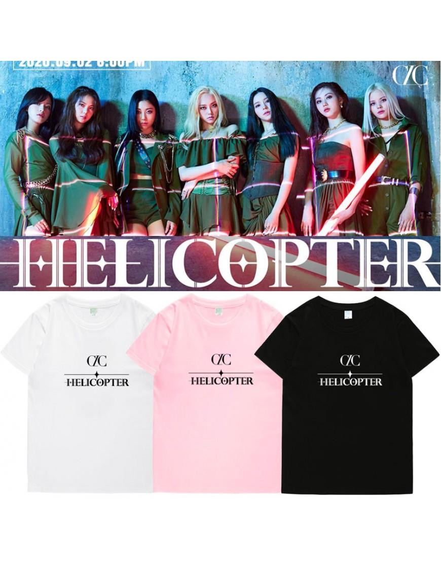 Camiseta CLC Helicopter popup