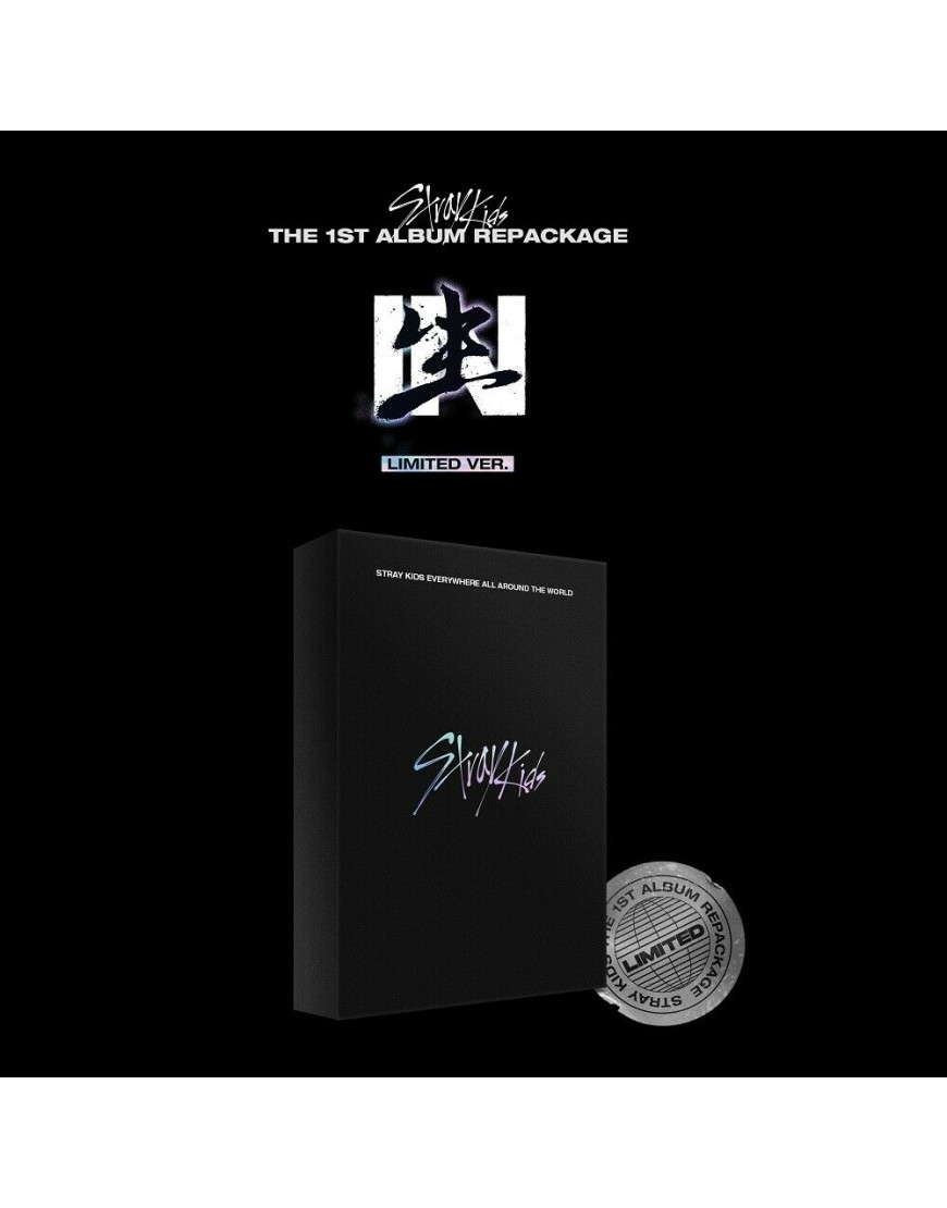 Stray Kids - IN生 (IN LIFE) (Limited Edition) CD popup