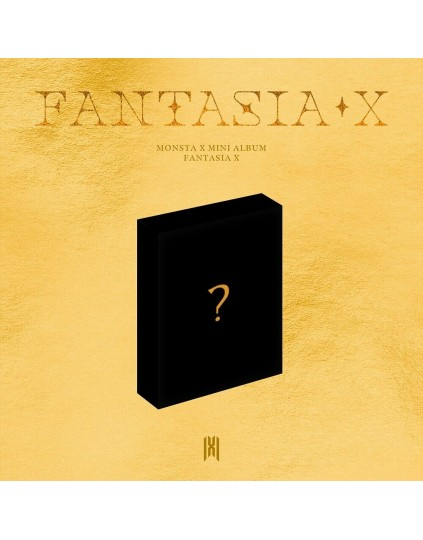 MONSTA X - FANTASIA X (Kit Album)