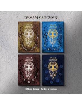 DREAMCATCHER - Dystopia : The Tree of Language CD