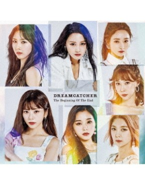 DREAMCATCHER - The Beginning Of The End [Regular Edition] CD