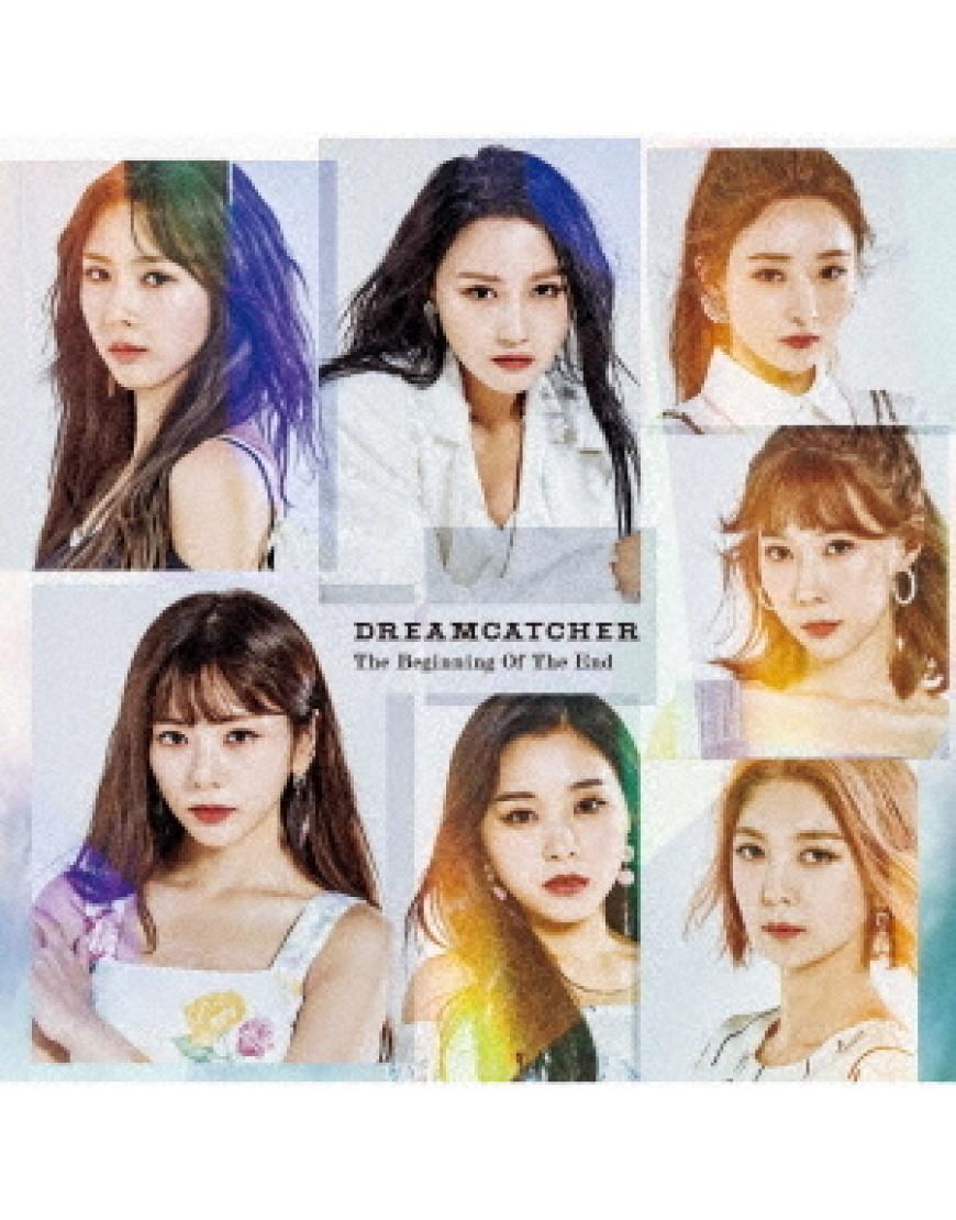 DREAMCATCHER - The Beginning Of The End [Regular Edition] CD popup