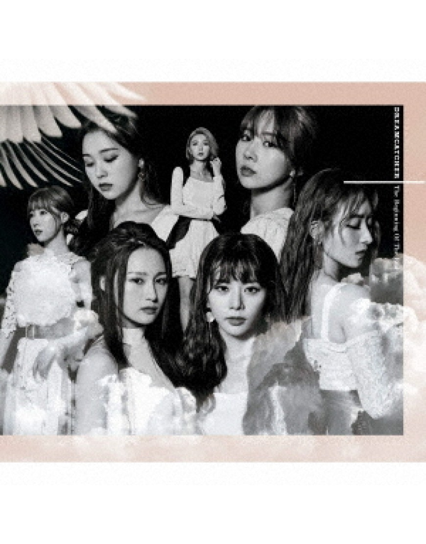 DREAMCATCHER - The Beginning Of The End [Type B] CD popup