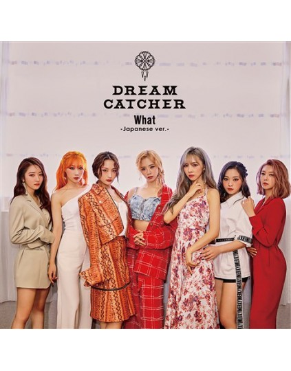DREAMCATCHER - What [Regular Edition] CD