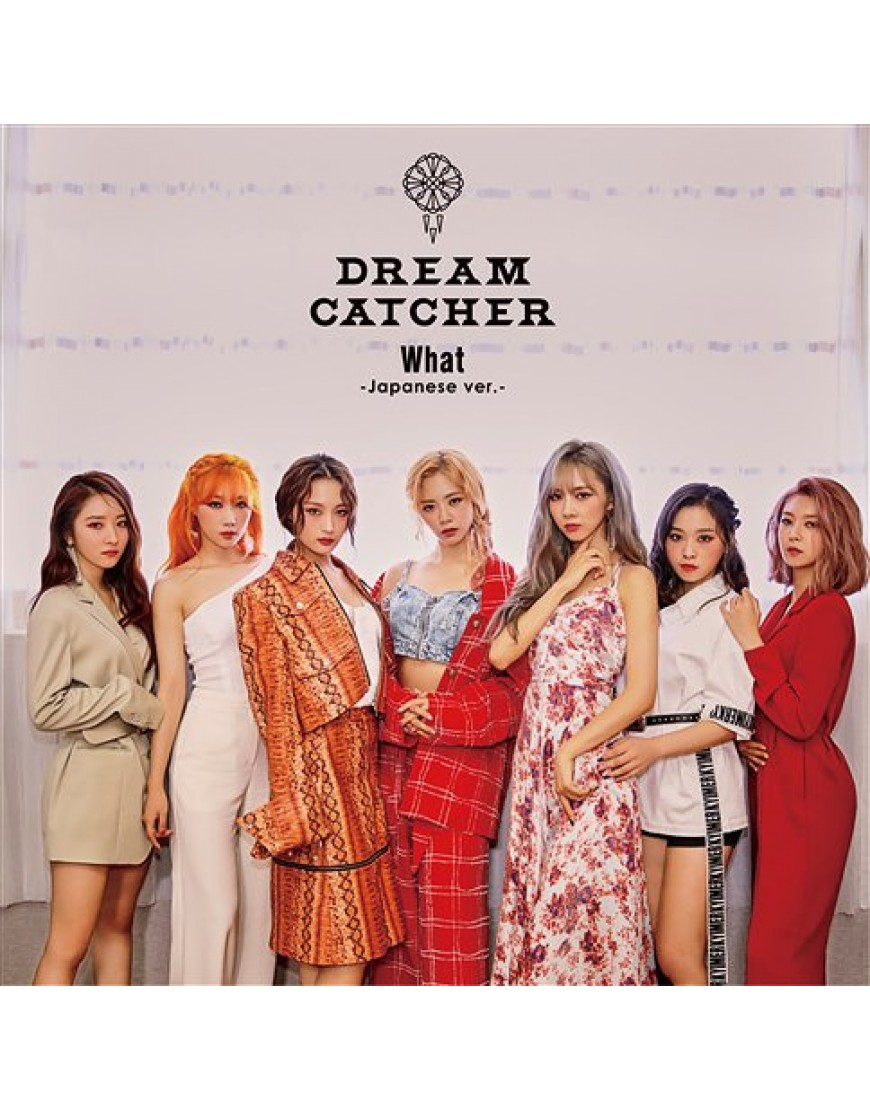 DREAMCATCHER - What [Regular Edition] CD popup
