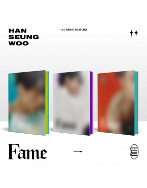 HAN SEUNG WOO (VICTON) - Fame CD