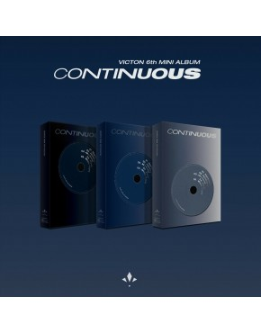 VICTON - CONTINUOUS CD