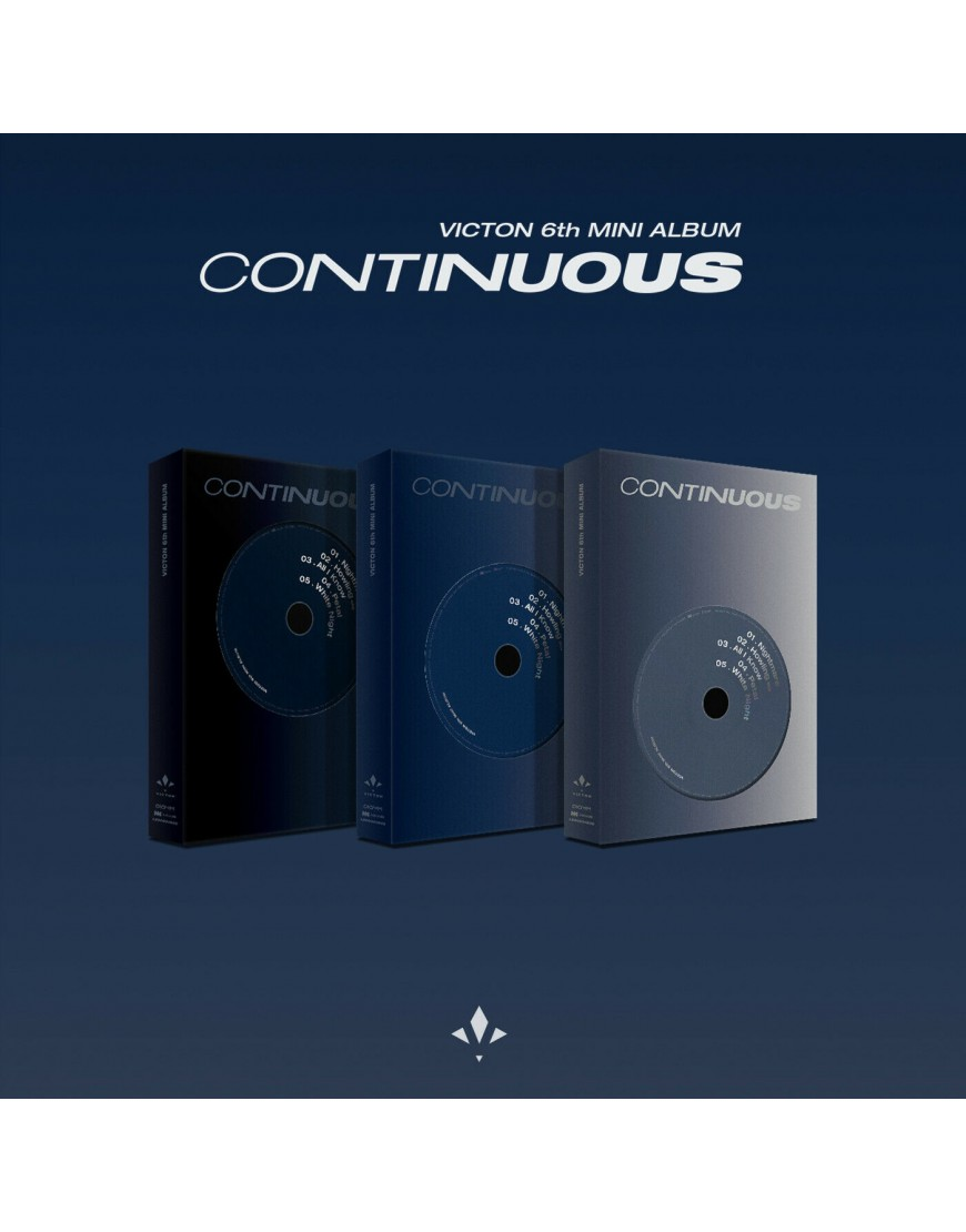 VICTON - CONTINUOUS CD popup