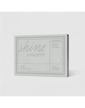 KIM SUNG KYU Infinite - SOLO CONCERT [SHINE ENCORE]