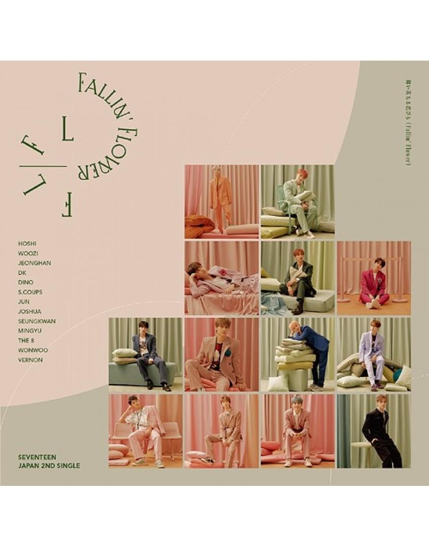 Seventeen - Maiochiru Hanabira (Fallin' Flower) Regular Edition popup