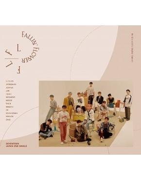 Seventeen - Maiochiru Hanabira (Fallin' Flower) Limited Edition Type A