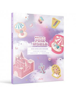 APINK - Welcome to PINK WORLD DVD