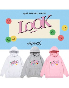 Moletom APINK LOOK