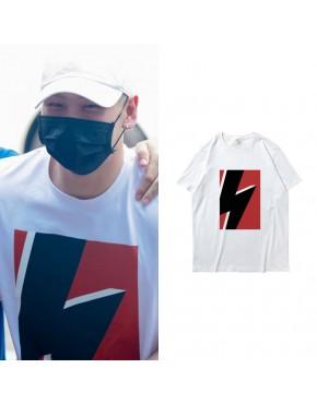 Camiseta Nu'est W Baek Ho