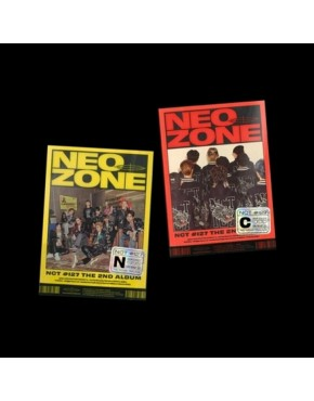 NCT 127 - NEO ZONE CD