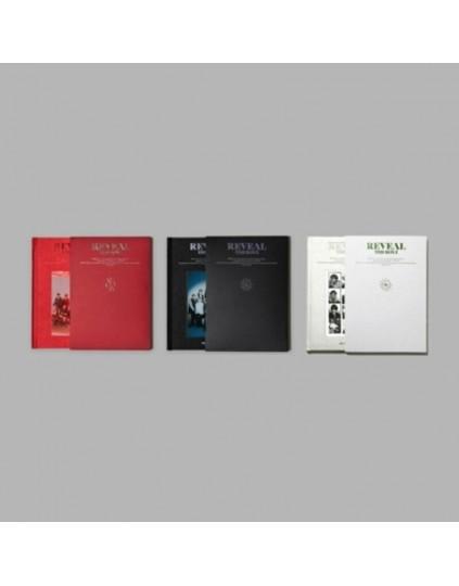 THE BOYZ - REVEAL CD