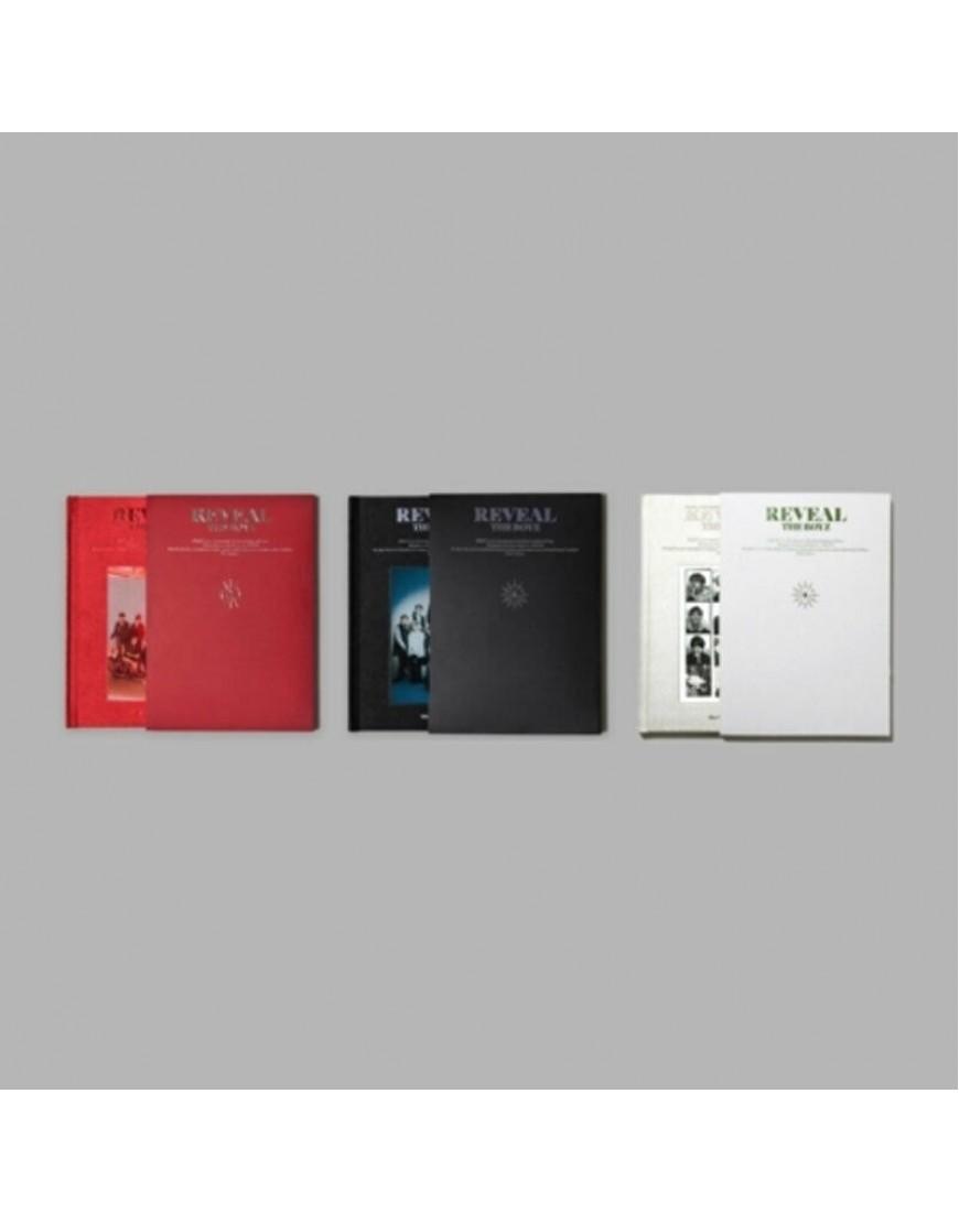 THE BOYZ - REVEAL CD popup