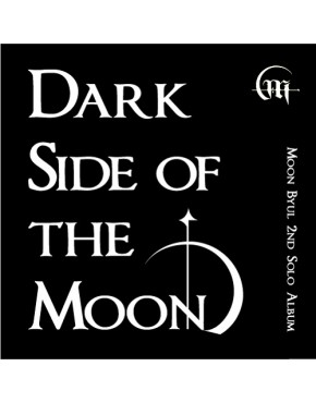MOON BYUL ( MAMAMOO)- DARK SIDE OF THE MOON CD