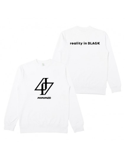 Blusa Mamamoo Reality in Black