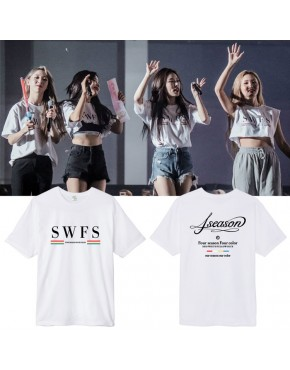 Camiseta Mamamoo 4SEASON