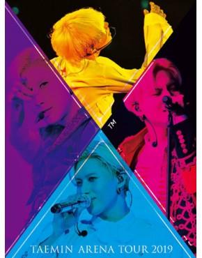 Taemin- Taemin  Arena Tour 2019 -XTM- [Limited Edition]