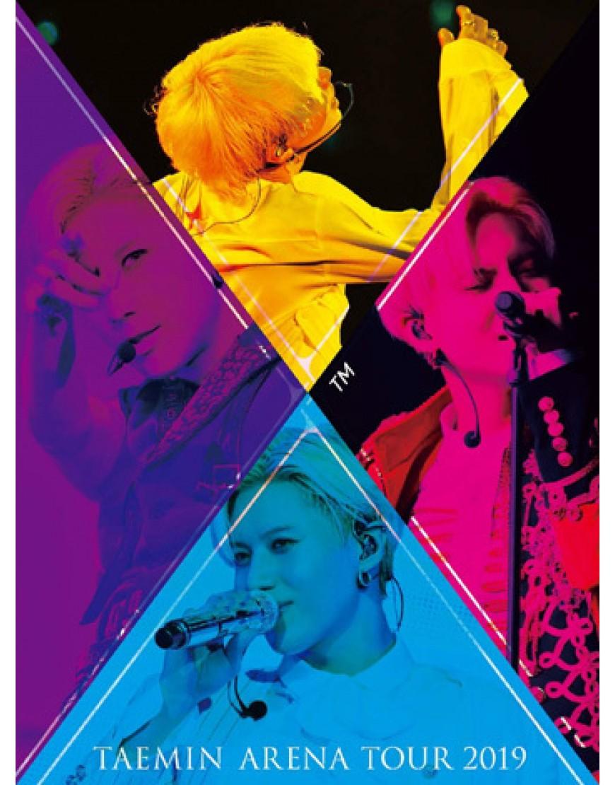 Taemin- Taemin  Arena Tour 2019 -XTM- [Limited Edition] popup