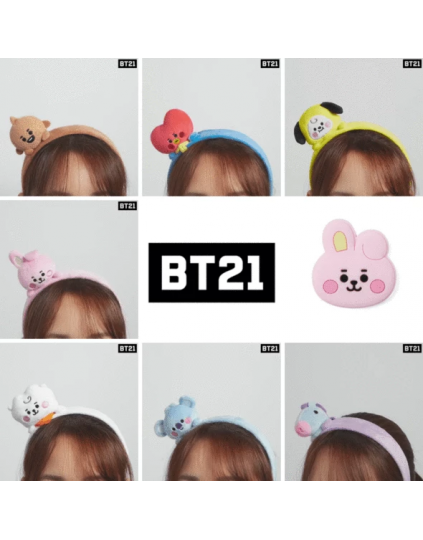 BTS BT21 Hair Band Baby Oficial