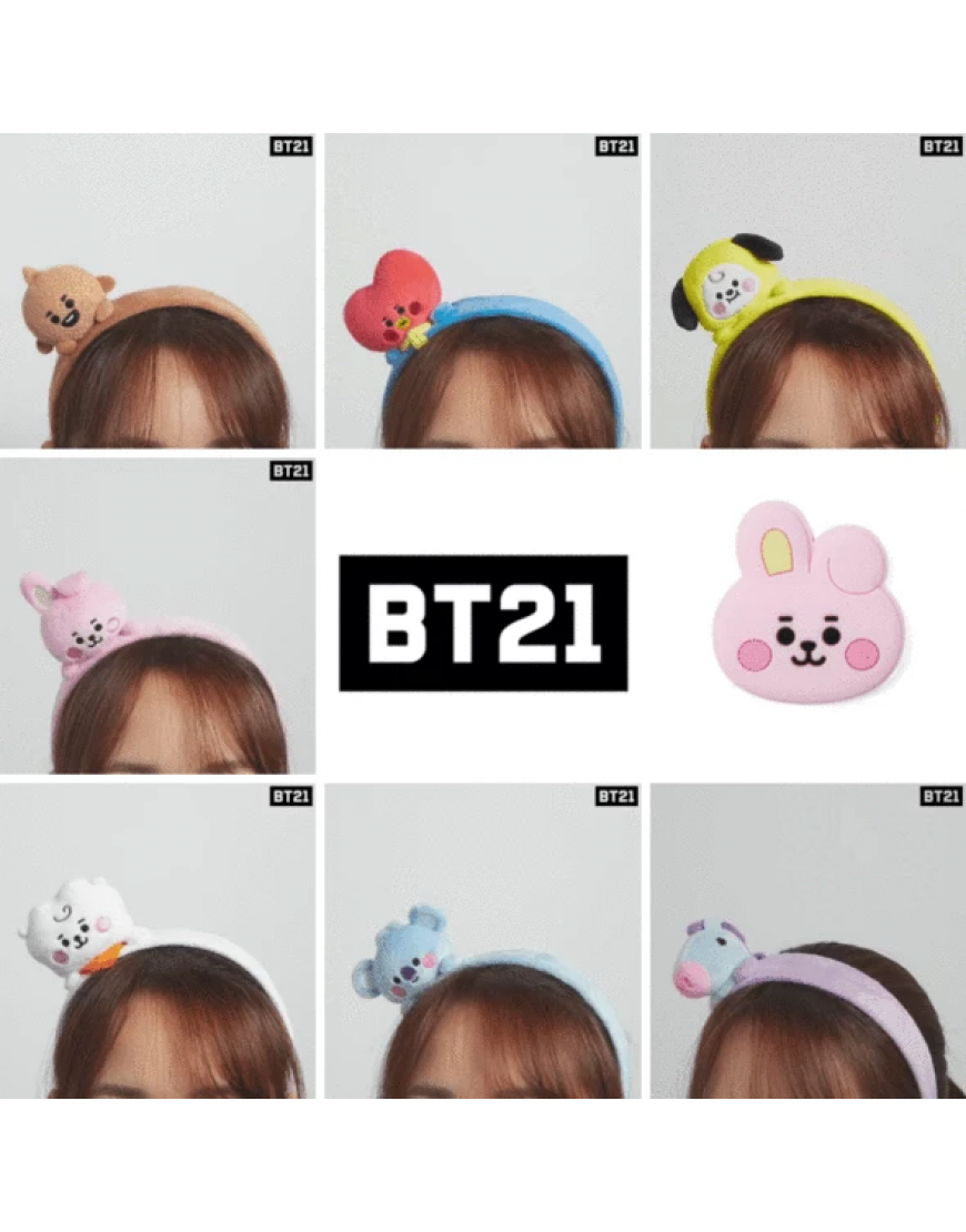 BTS BT21 Hair Band Baby Oficial popup