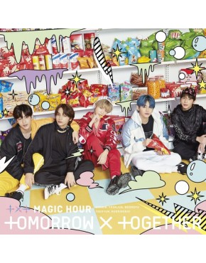 TXT- MAGIC HOUR [Type C] Limited Edition
