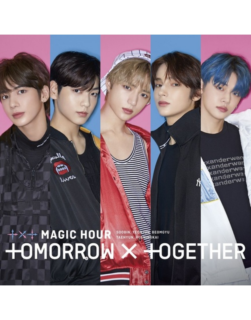 TXT- MAGIC HOUR [Regular Edition] popup
