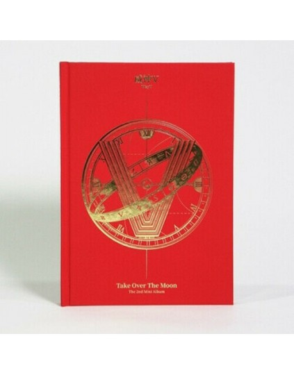 WayV - Take Over The Moon (2nd Mini) CD