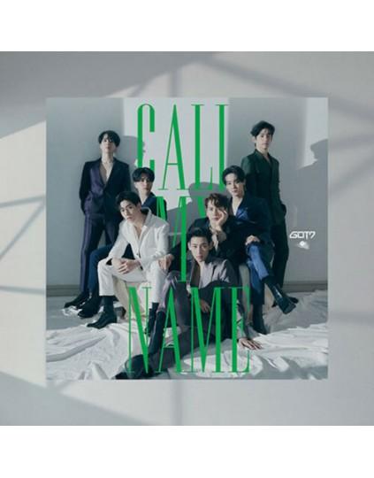 GOT7 - Call My Name CD