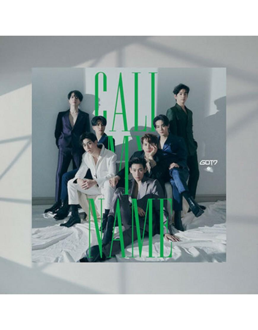 GOT7 - Call My Name CD popup