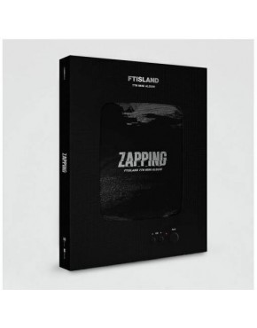 FTISLAND -  ZAPPING CD
