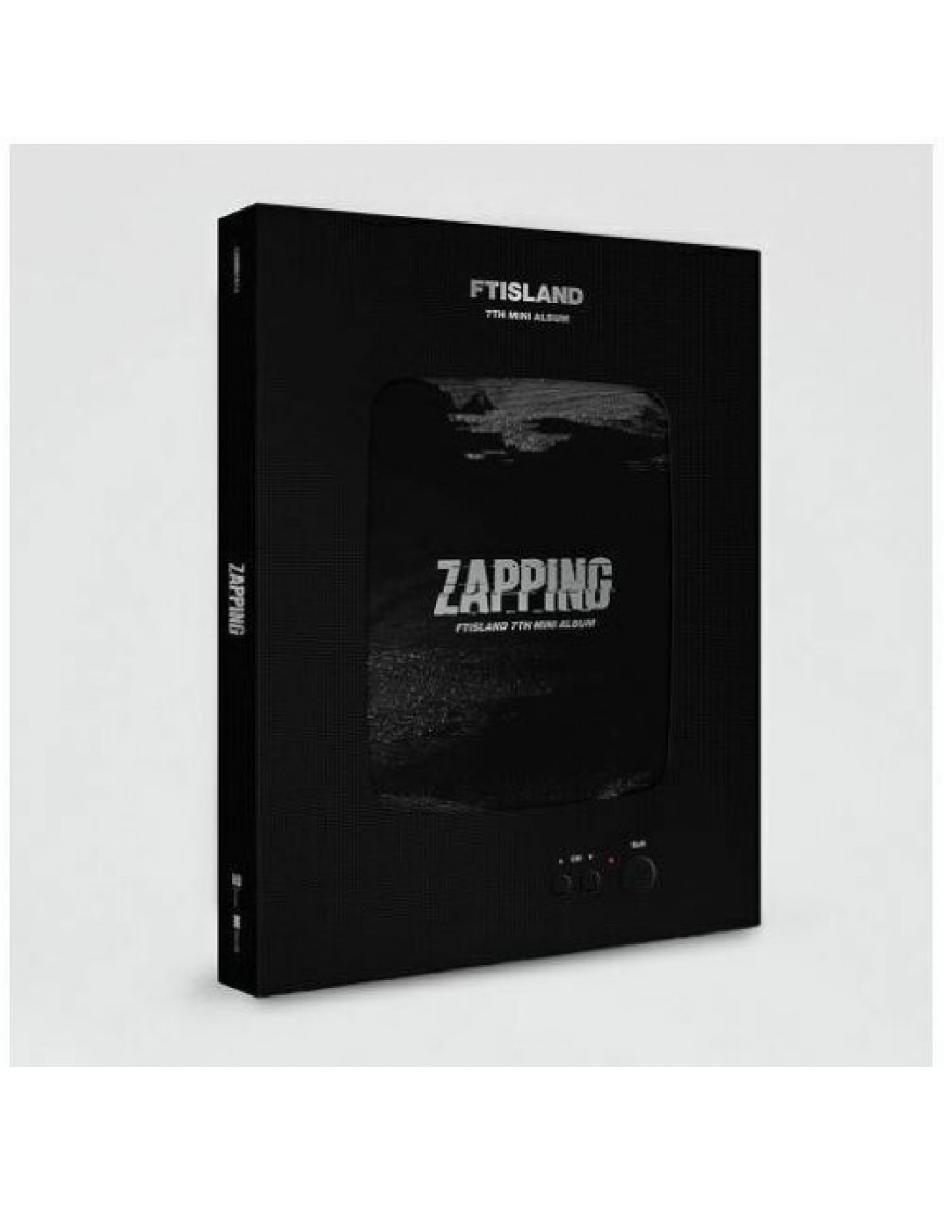 FTISLAND -  ZAPPING CD popup