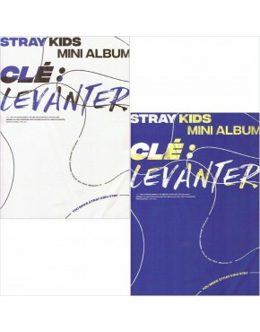 STRAY KIDS - Clé 3: LEVANTER [Normal ver.] CD