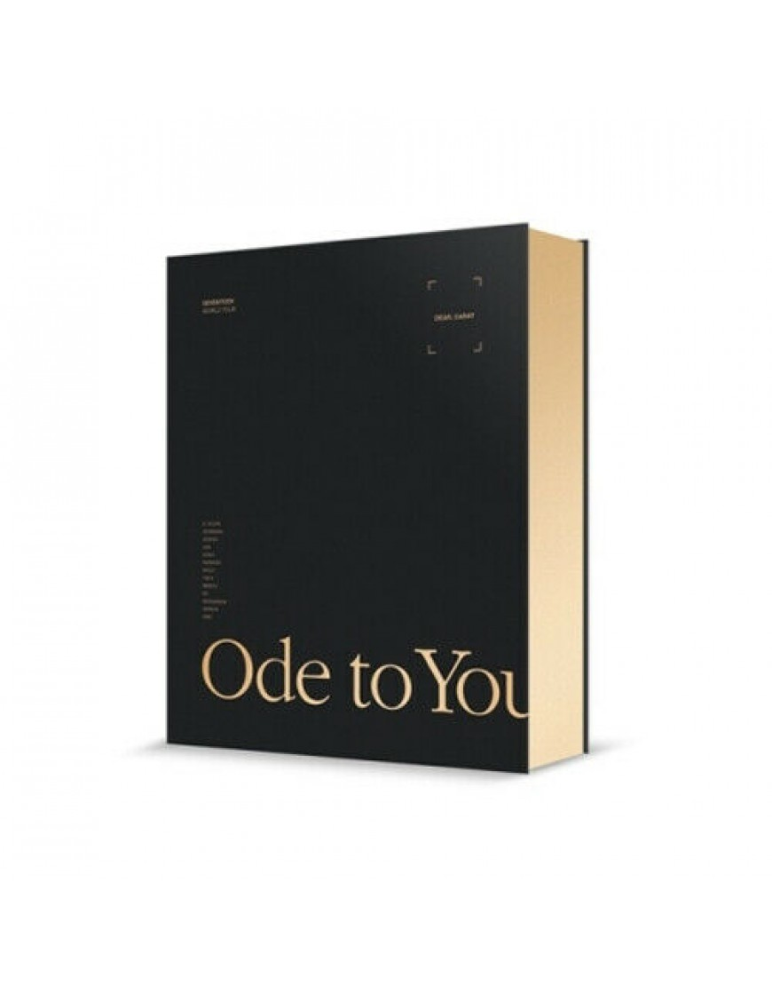 SEVENTEEN - WORLD TOUR ODE TO YOU IN SEOUL DVD popup