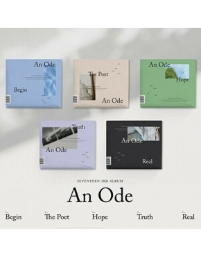 SEVENTEEN - An Ode (3rd album ) CD