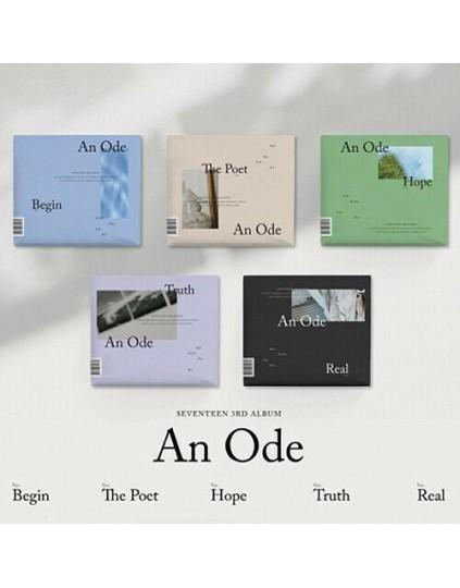 SEVENTEEN - An Ode (3rd album ) CD