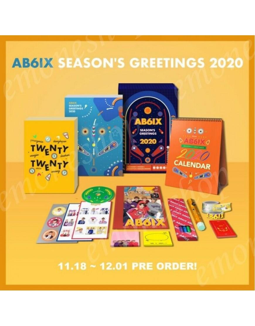 AB6IX 2020 Season's Greetings popup