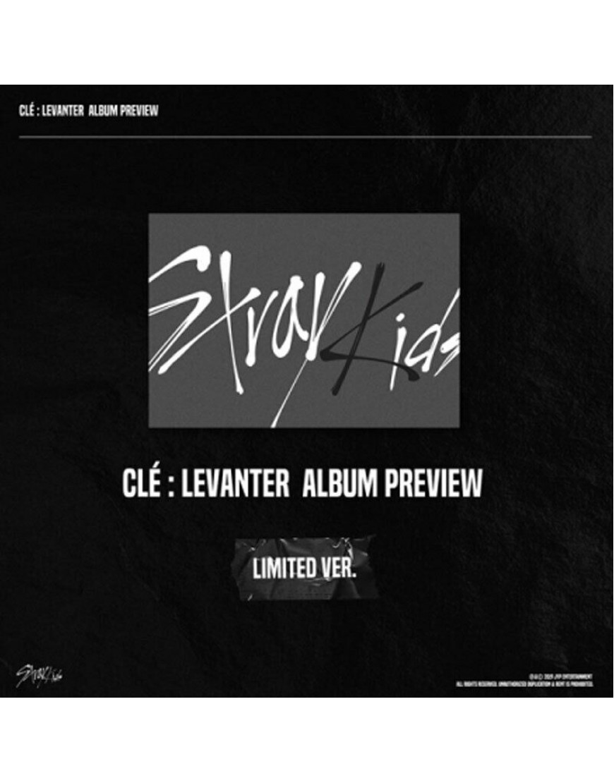 STRAY KIDS - Clé : LEVANTER [Limited ver.] CD popup