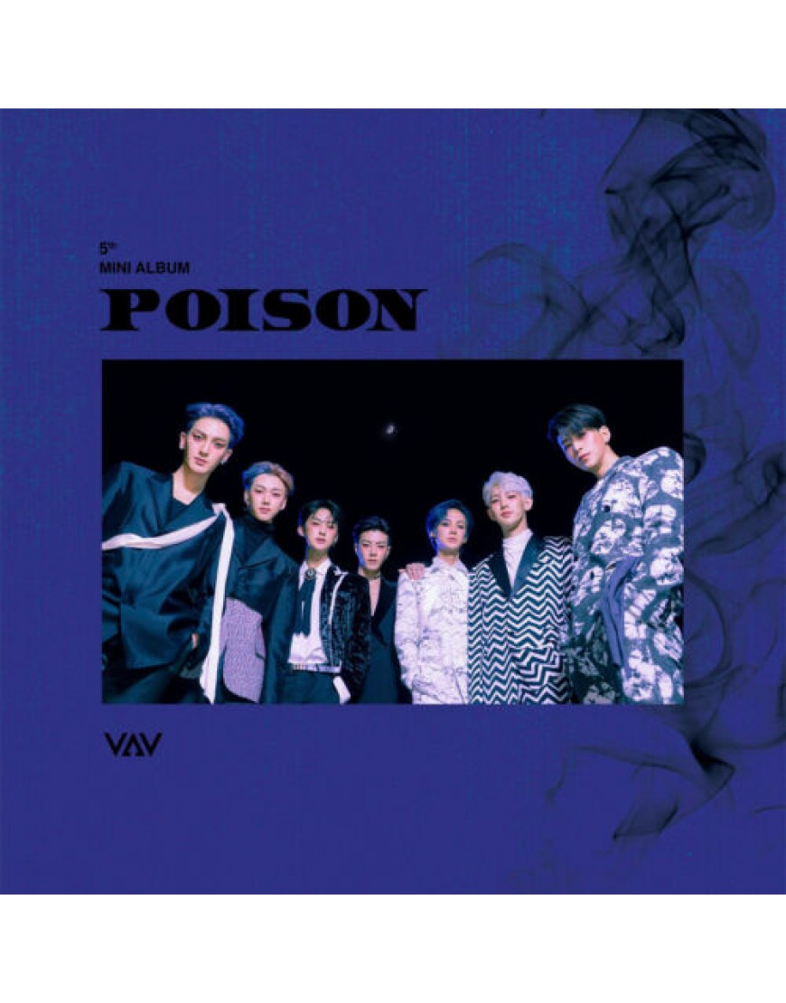 VAV- POISON CD popup